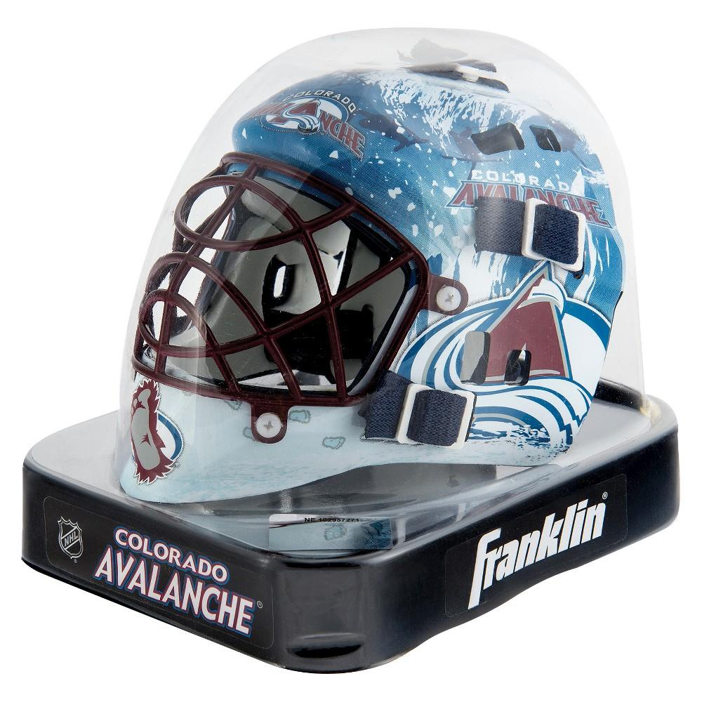 Franklin Sports Nhl Colorado Avalanche Mini Goalie Mask