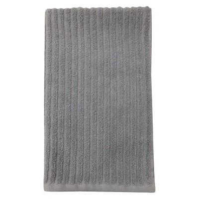 Texture Bath Towel - Masonry Gray - Room Essentials™