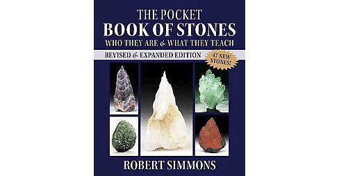 Pocket Book of Stones : Who They Are and What They Teach (Revised / Expanded) (Paperback) (Robert - image 1 of 1