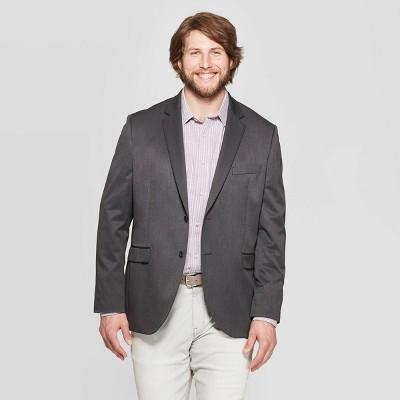 Men's Big & Tall Slim Fit Suit Jacket - Goodfellow & Co™