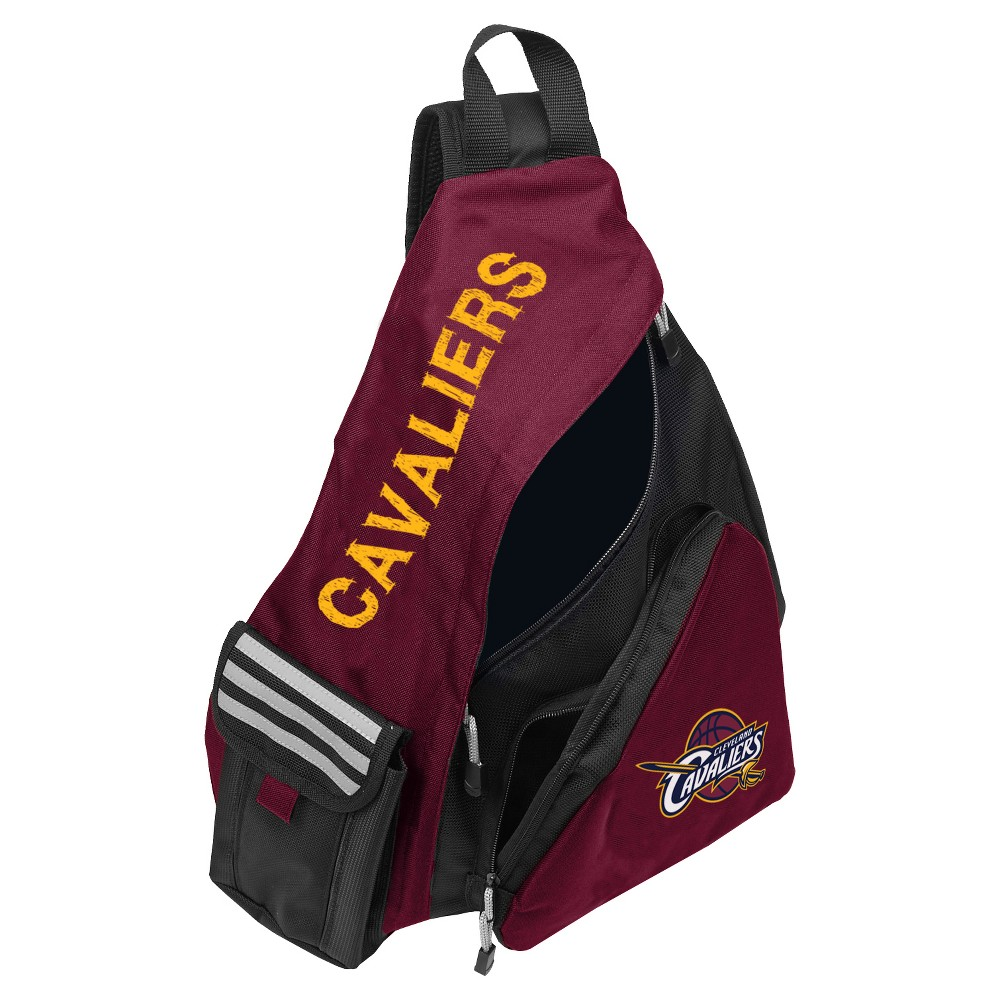 NBA Cleveland Cavaliers Northwest Leadoff Sling Backpack