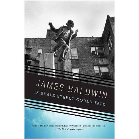 If Beale Street Could Talk - (Vintage International) by  James Baldwin (Paperback) - image 1 of 1