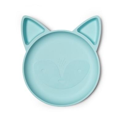 Silicone Fox Shaped Plate - Cloud Island™