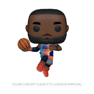 Funko POP! Movies: Space Jam 2 - Lebron (Leaping)