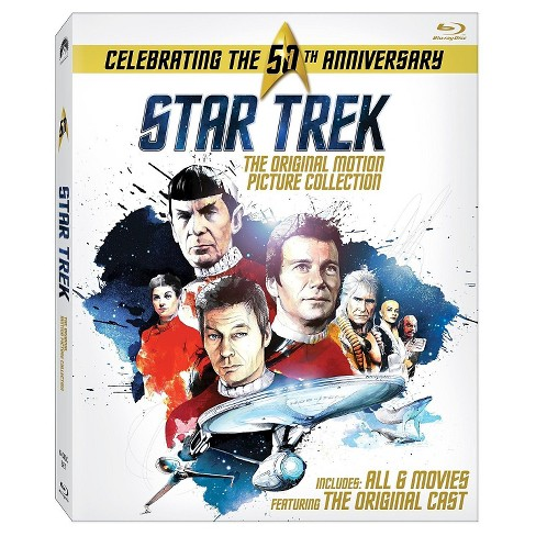 Star Trek: Original Motion Picture Collection (Blu-ray) - image 1 of 1