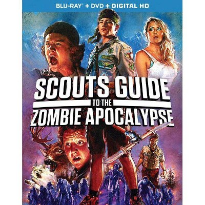Scouts Guide to the Zombie Apocalypse (Blu-ray)(2016)