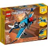 LEGO Creator 3-in-1 Propeller Plane Building Kit 31099 - image 4 of 4