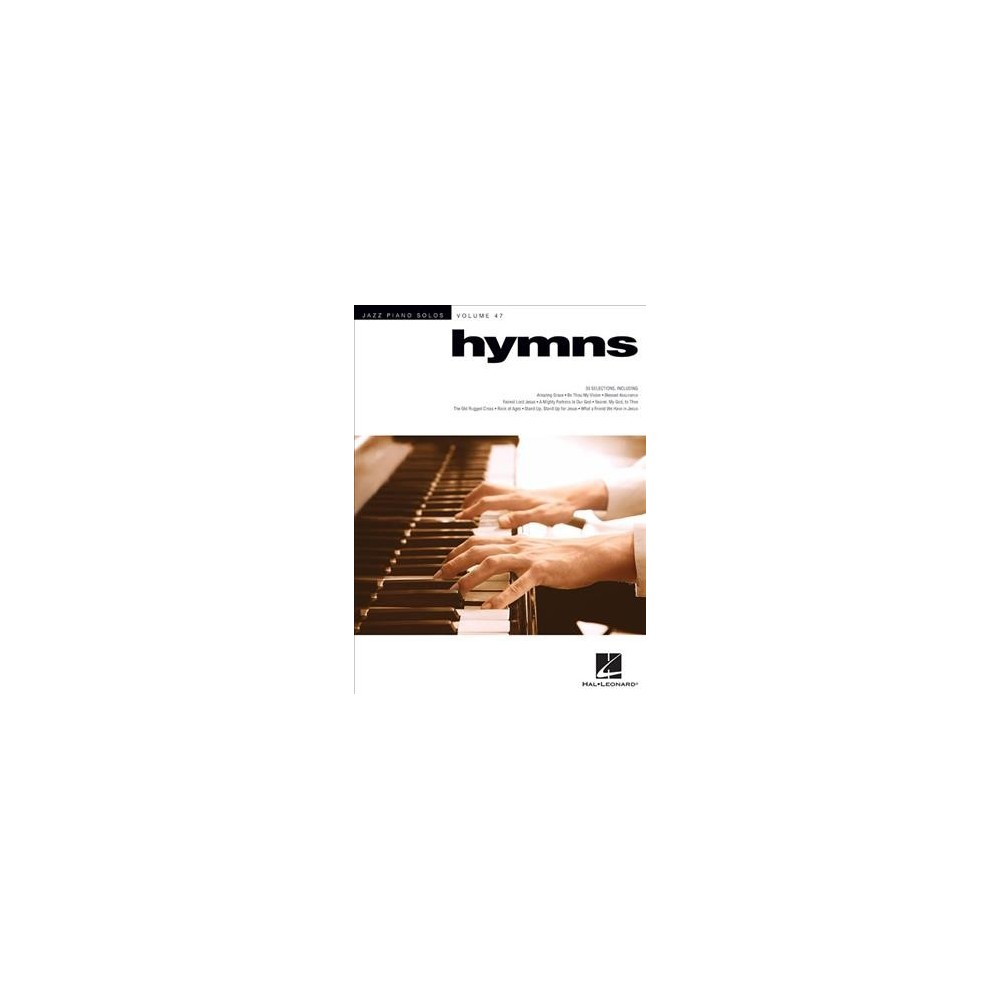 Hymns - (Jazz Piano Solos) (Paperback)