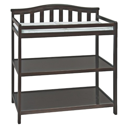 Child Craft Arch Top Changing Table - Jamocha - image 1 of 1