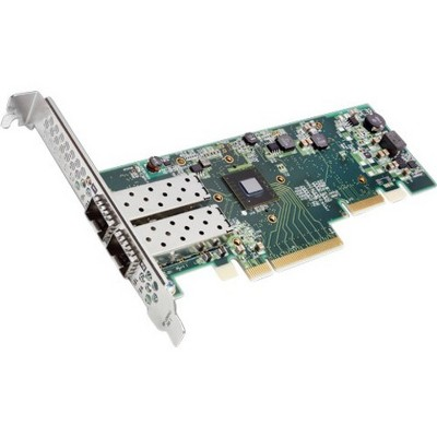 Solarflare Flareon Ultra SFN8522 Server Adapter PLUS - PCI Express 3.1 x8 - 2 Port(s) - Optical Fiber