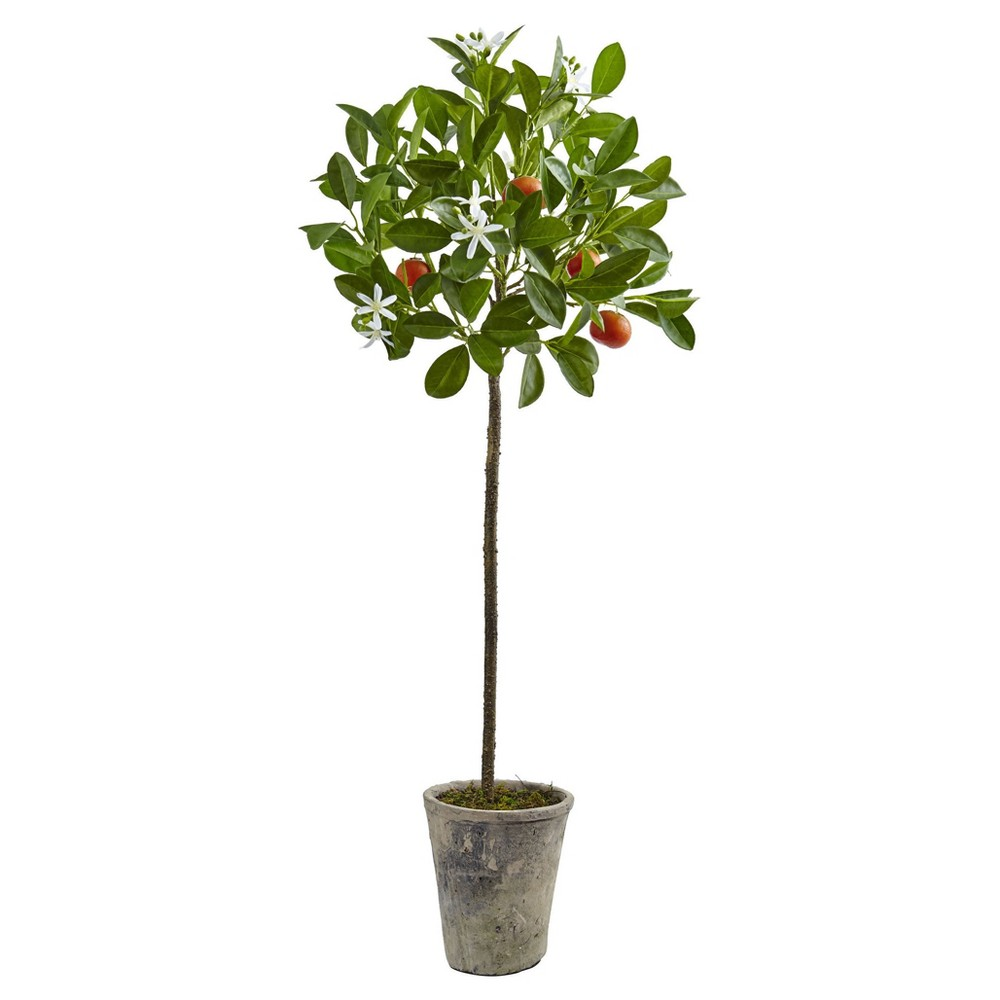 Potted Tree 38in Nearly Natural