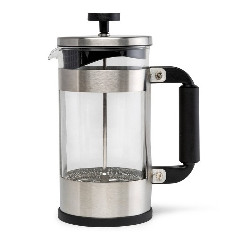 Primula Melrose 8-Cup Brushed Coffee Maker - Silver - image 1 of 4