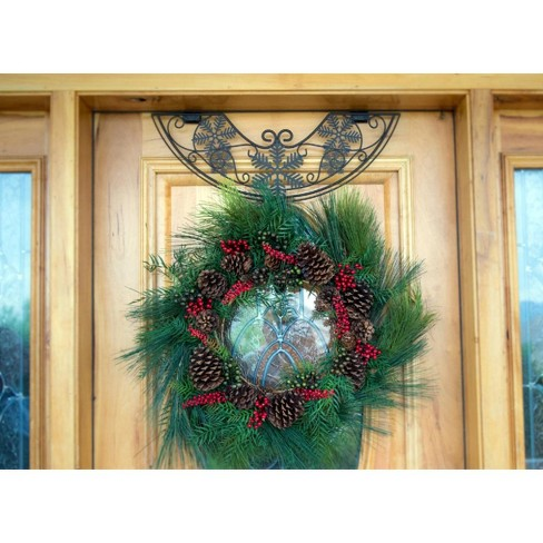 Tree Keeper 24 Brown Snowflake Style Adjustable Decorative
