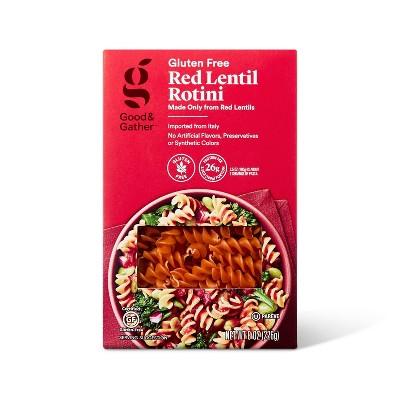 Gluten Free Red Lentil Rotini - 8oz - Good & Gather™