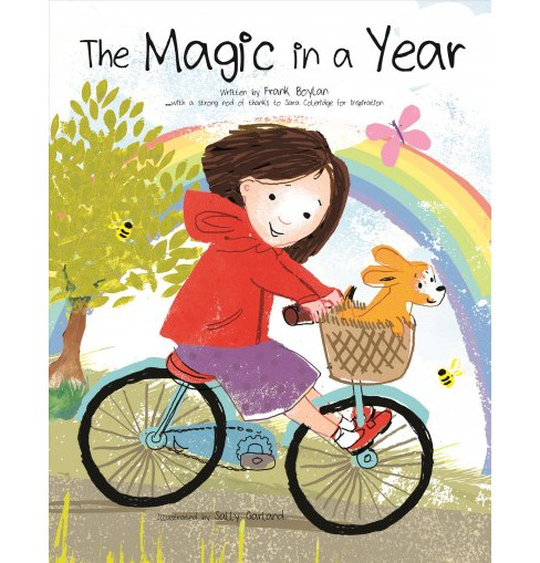Magic in a Year -  by Frank Boylan (School And Library) - image 1 of 1