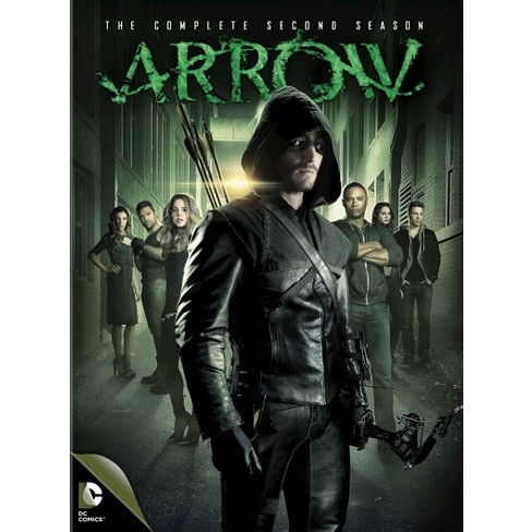 Arrow: The Complete Second Season (DVD) - image 1 of 1