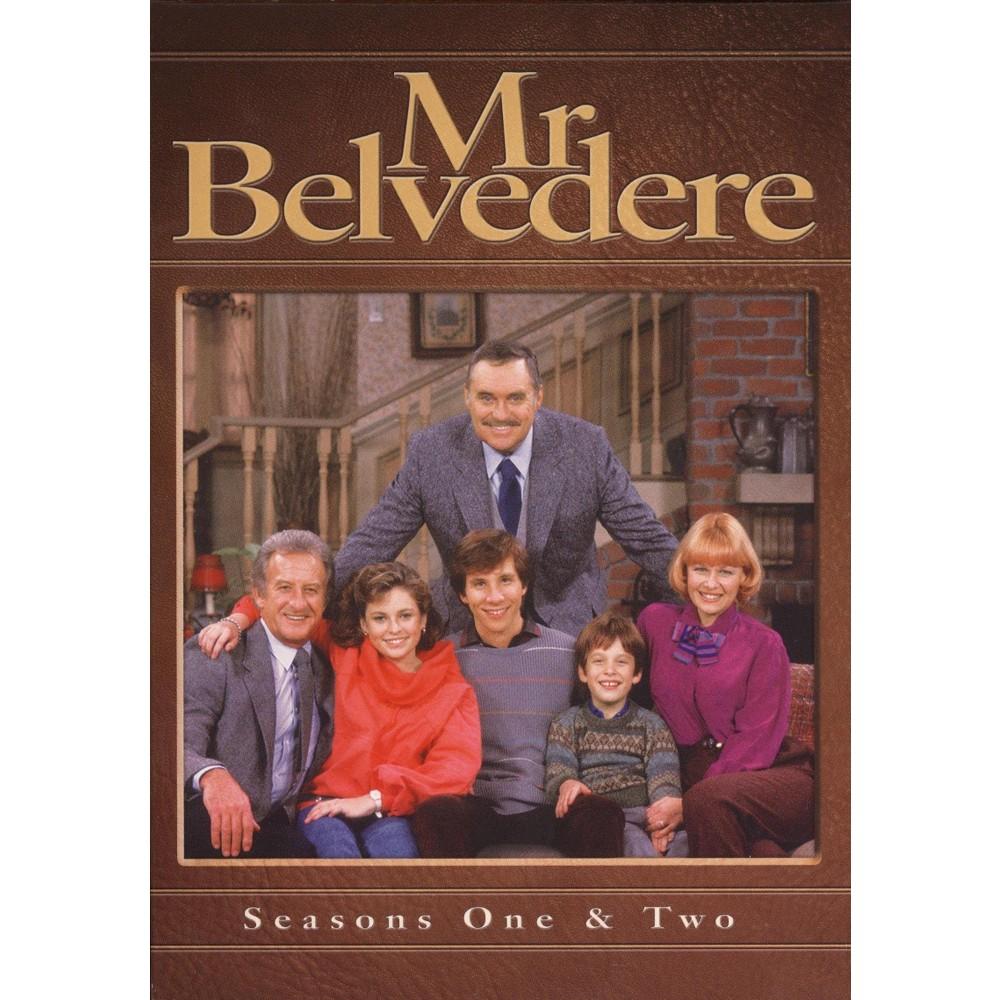 Mr. Belvedere:Season One & Two (Dvd)