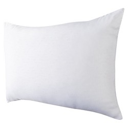 Standard/Queen Plush Pillow White - Room Essentials™