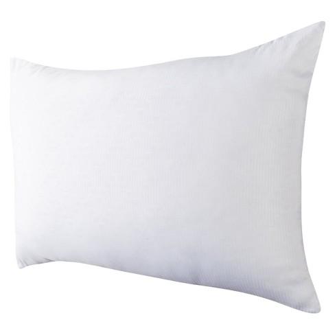 1b22bb6901b Plush Pillow Standard Queen White - Room Essentials™   Target