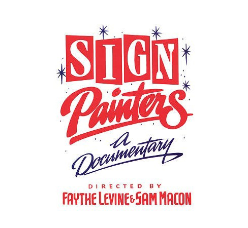 Sign Painters (DVD) - image 1 of 1