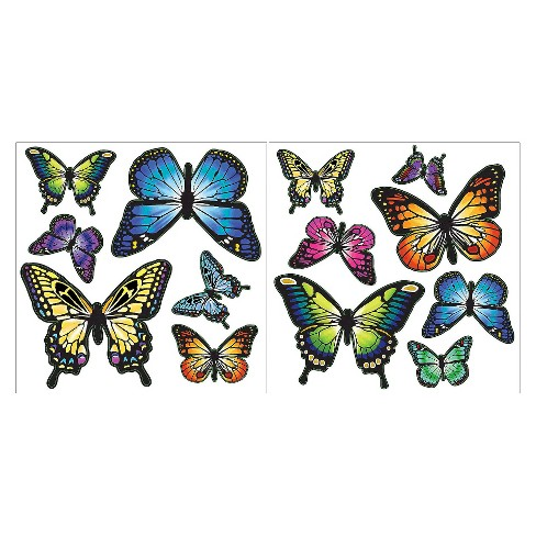 WallPops!® MiniPOPS Butterfly Decals - image 1 of 1