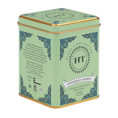 Harney & Sons Peppermint Herbal Tea - 20ct
