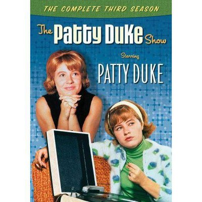 Patty Duke Show: The Complete Third Season (DVD)(2010)