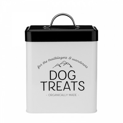Amici Pet Scout Metal Food Canister, 96oz