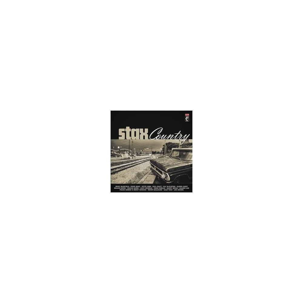Various - Stax Country (CD)
