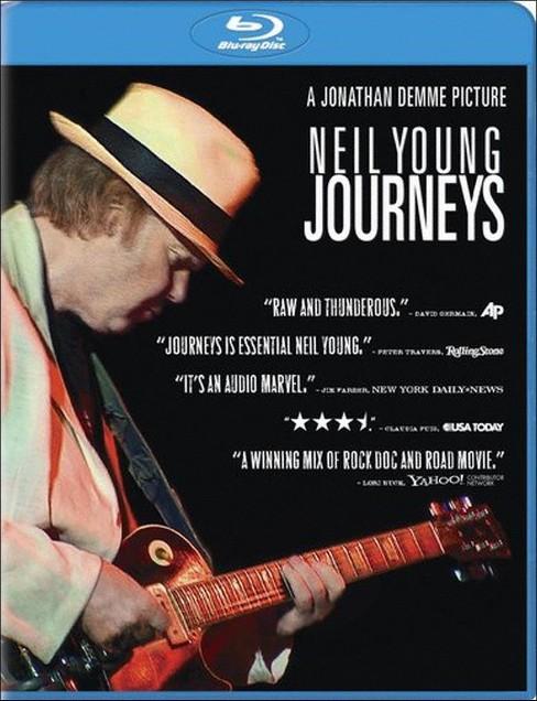 Blu Ray Neil Young Journeys Blu Ray