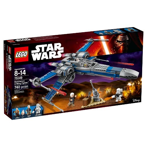 LEGO® Star Wars™ Resistance X-Wing Fighter™ 75149 - image 1 of 19