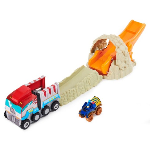PAW Patrol Dino Rescue Chase's T-Rex Rescue Playset - image 1 of 4