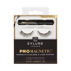 Eylure ProMagnetic Liner Faux Mink Kit Volume - 1pr