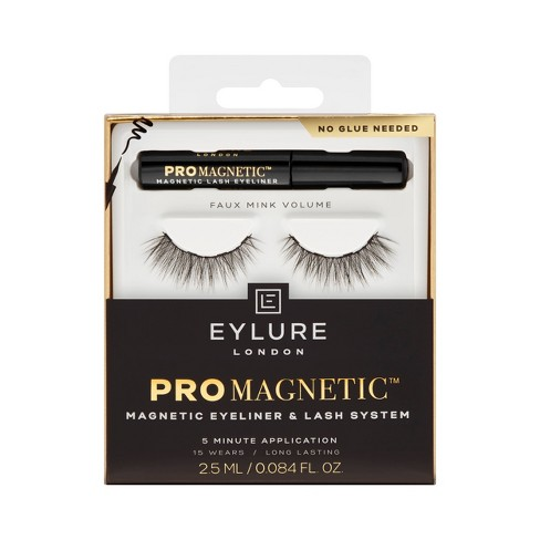 Eylure ProMagnetic Liner Faux Mink Kit Volume - 1pr - image 1 of 4