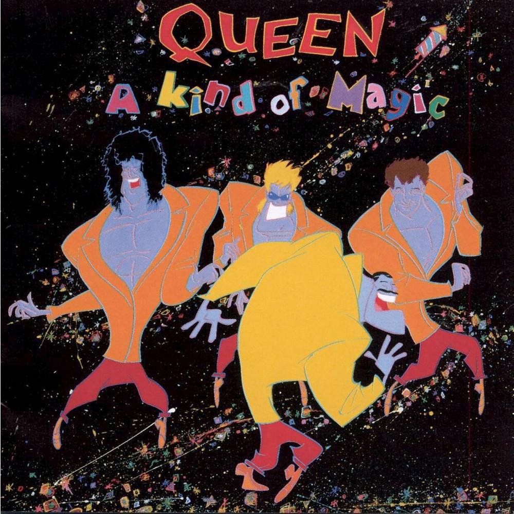 Queen - Kind Of Magic (Vinyl)