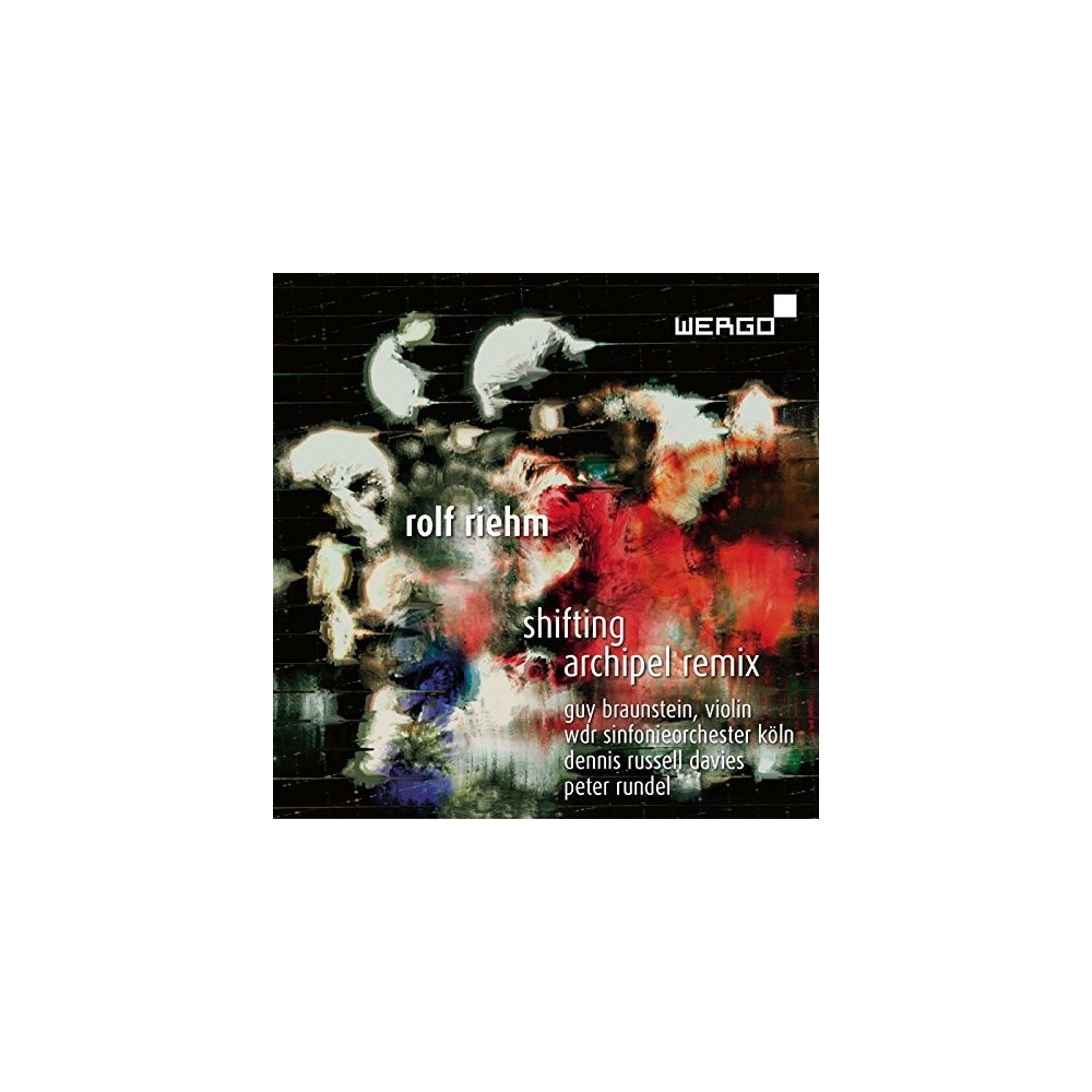 Wdr Sinfonieorcheste - Riehm:Shifting Archipel Remix (CD)