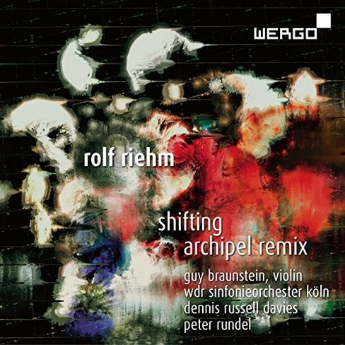 Wdr Sinfonieorcheste - Riehm:Shifting Archipel Remix (CD) - image 1 of 1