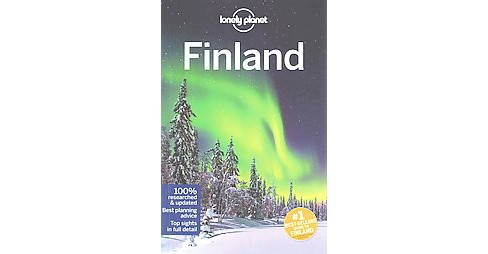 Lonely Planet Finland (Paperback) (Andy Symington & Catherine Le Nevez) - image 1 of 1