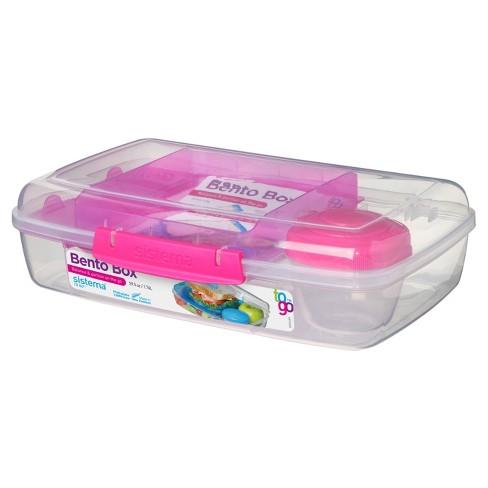 SistemaR Food Storage Bento Box