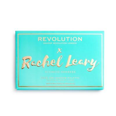 Makeup Revolution X Rachel Leary Ultimate Goddess Eyeshadow Palette - 1.18oz
