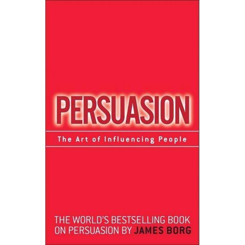 Persuasion - by  James Borg (Paperback) - image 1 of 1