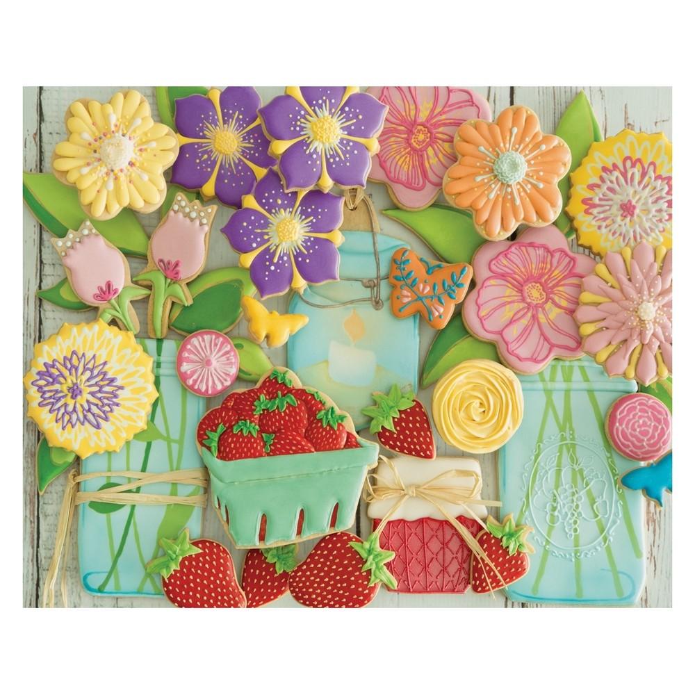 Springbok Spring Cookies 2000pc Jigsaw Puzzle