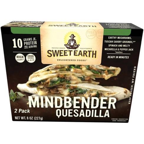 Sweet Earth Mindbender Frozen Quesadilla - 8 oz - image 1 of 3