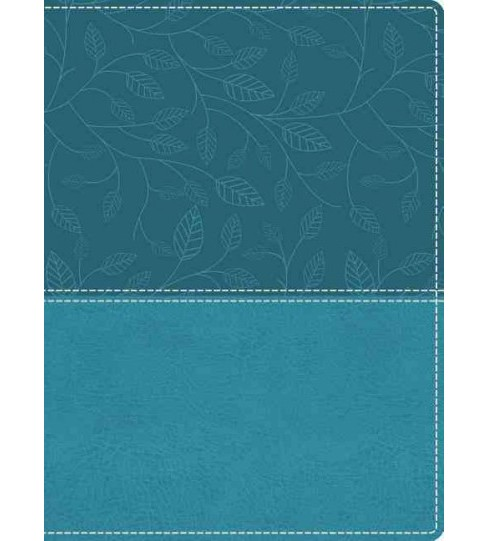 Beautiful Word Bible : New King James Version, Turquoise, Leathersoft, Ribbon Marker, Red Letter - image 1 of 1