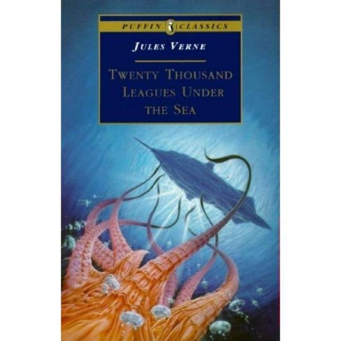 Twenty Thousand Leagues Under the Sea - (Puffin Classics) by  Jules Verne (Paperback) - image 1 of 1
