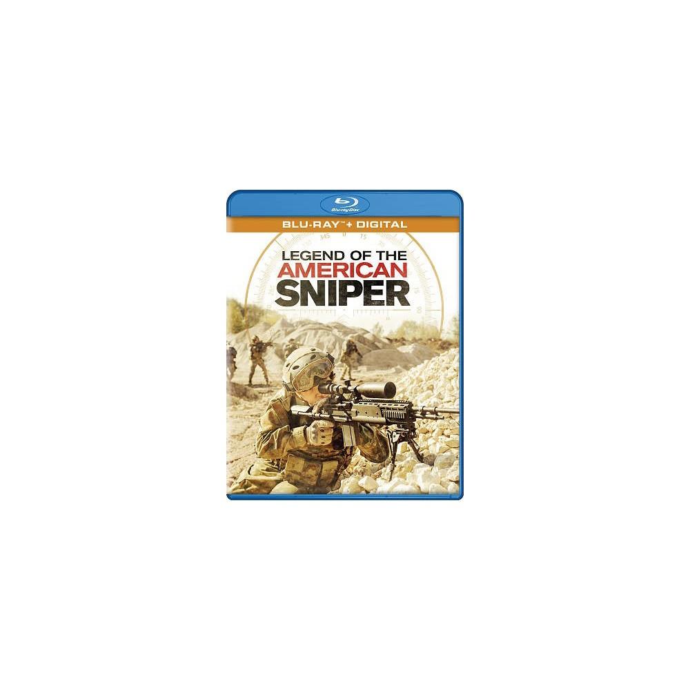 Legend Of The American Sniper (Blu-ray)