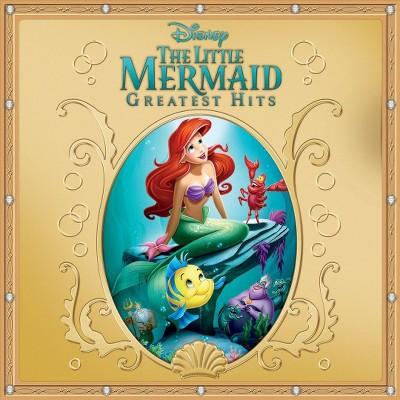 The Little Mermaid - Greatest Hits (CD)