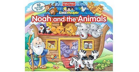 Noah and the Animals (Hardcover) (Lori C. Froeb) - image 1 of 1