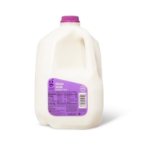 Skim Milk - 1gal - Good & Gather™ - image 1 of 1