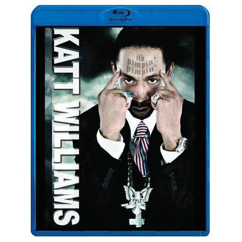 Katt Williams It's Pimpin' Pimpin' (Blu-ray) - image 1 of 1